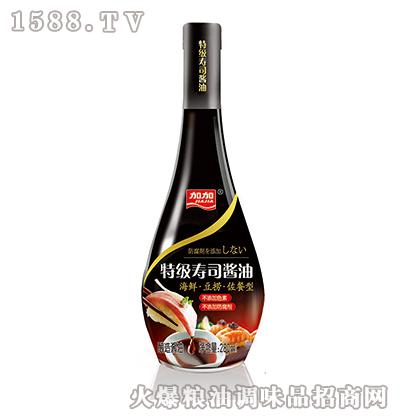 加加特级寿司酱油280ml