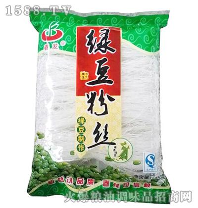 春发绿豆粉丝150g