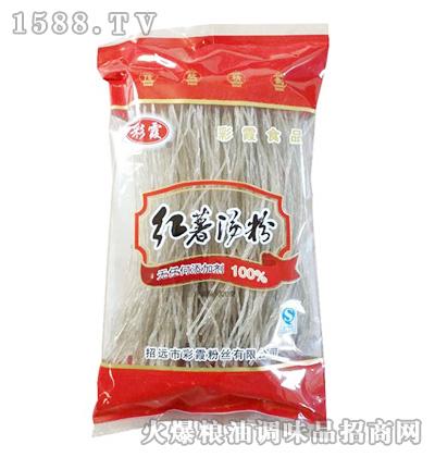 彩霞红薯汤粉320g