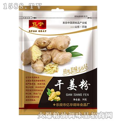 亿宁干姜粉30g