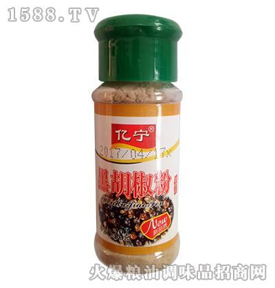 亿宁黑胡椒粉38g