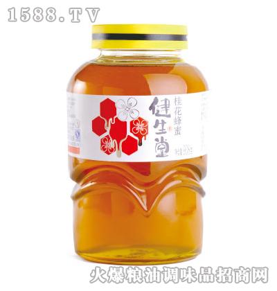 健生堂桂花蜂蜜938g