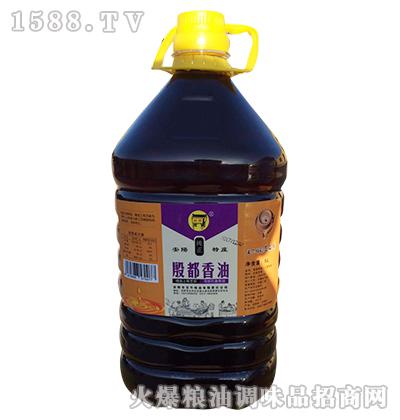 殷都香油(纯正)5L