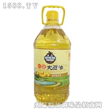 御临香一级大豆油5L
