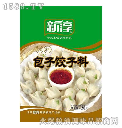 新淳包子饺子料30克