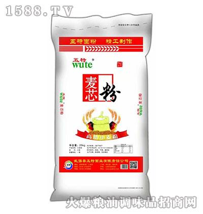 五特麦芯粉25kg
