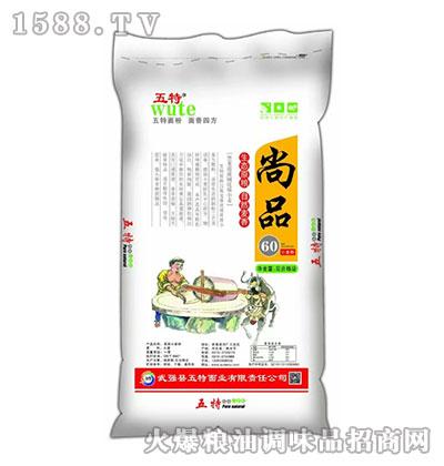 五特尚品小麦粉25kg