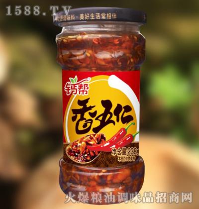 钙帮香五仁辣椒酱238g