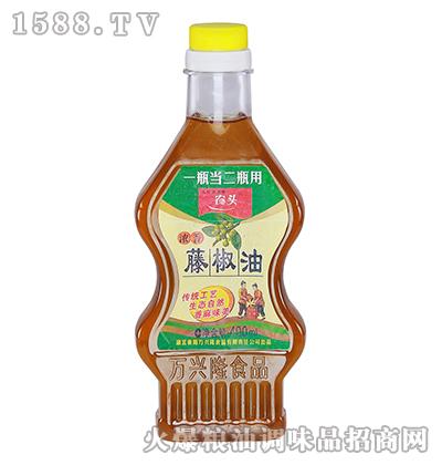 农头藤椒油400ml