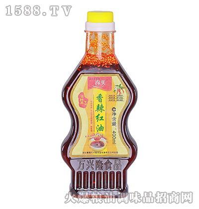 农头香辣红油400ml