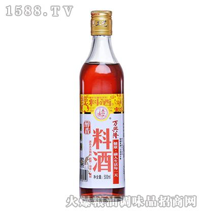 万兴隆醇香料酒500ml