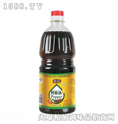 鲜麻油1.8L-杨三友