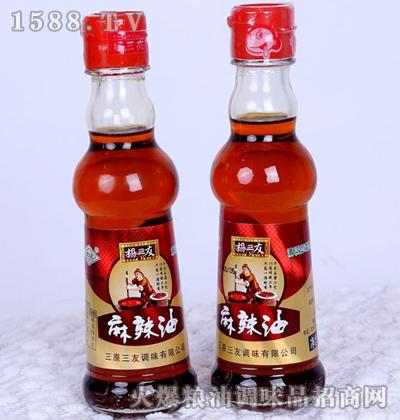 麻辣油150ml-杨三友