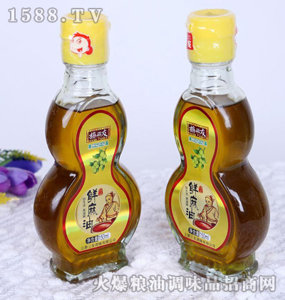 鲜麻油150ml-杨三友