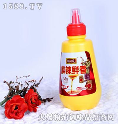 麻辣鲜香新瓶型-杨三友