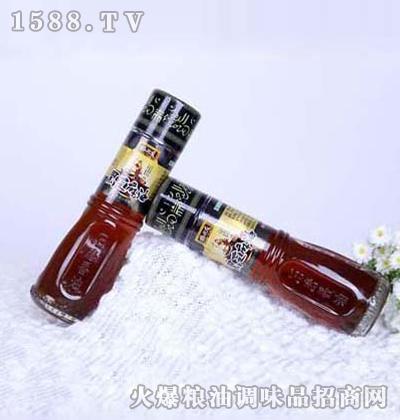 纯黑芝麻油450ml-杨三友