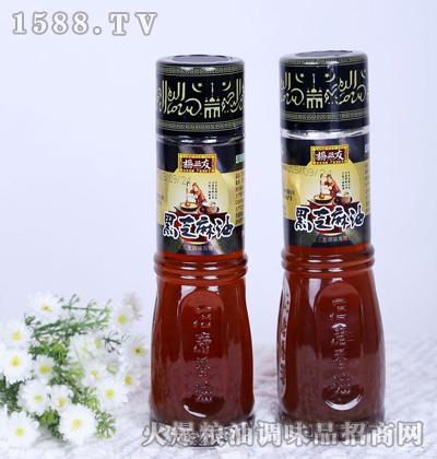 纯黑芝麻油258ml-杨三友