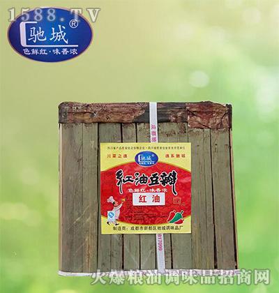 竹笼红油豆瓣10kg-驰城