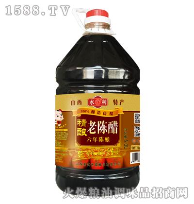 水利-山西陈醋5.0L