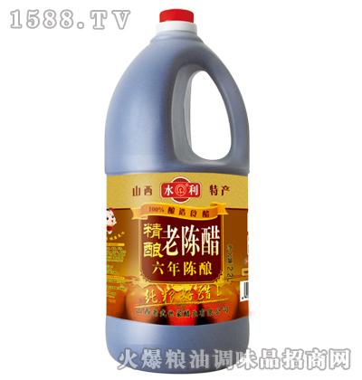 水利-精酿老陈醋2.2L