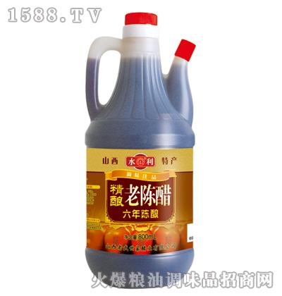 水利-精酿老陈醋800ml