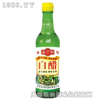 水利-白醋420ml