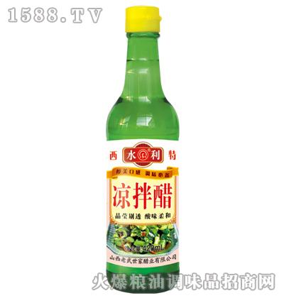 水利-凉拌醋420ml