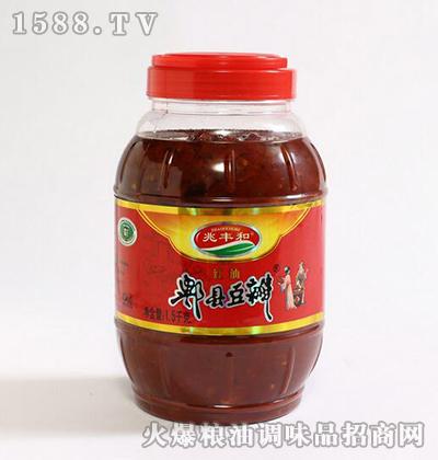 郫县豆瓣酱1500g-兆丰和