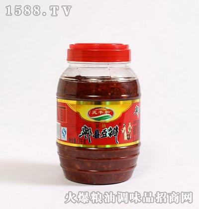 郫县豆瓣酱1000g-兆丰和
