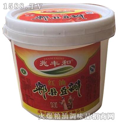 郫县豆瓣酱3kg-兆丰和