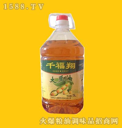 大豆油5L-千福翔