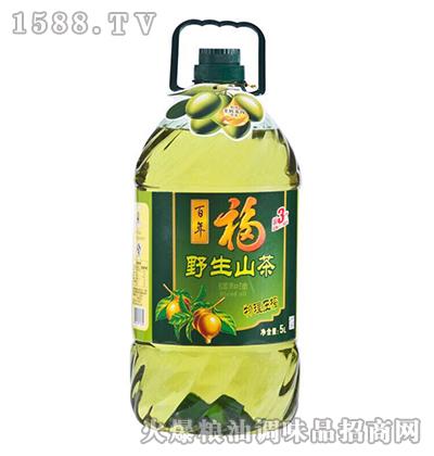 野生山茶调和油5L-福中旺