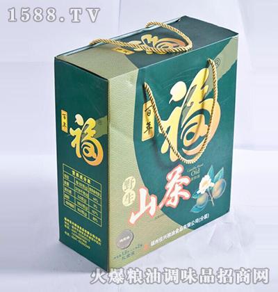 野生山茶调和油-福百年