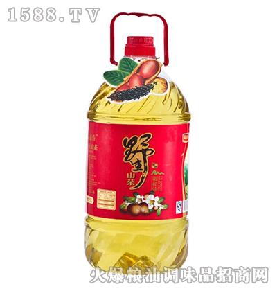 野生山茶油5L-福中旺