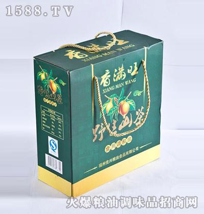 野生山茶油调和油-香满旺