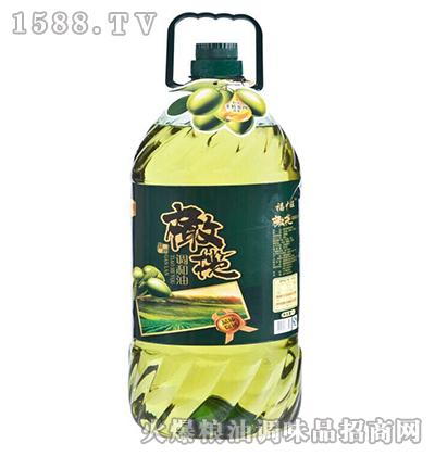 橄榄调和油5L-福中旺
