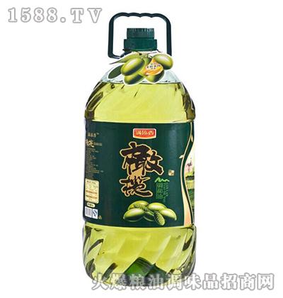 橄榄油5L-福添香