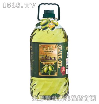 初榨橄榄油5L-旺美园