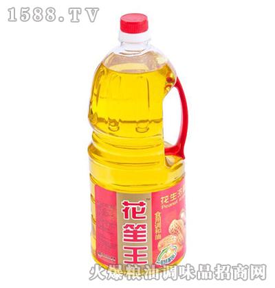 花生浓香调和油1.8L-花笙王