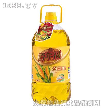 金胚玉米油-百年福