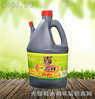一品鲜调味汁1.63L-辽北