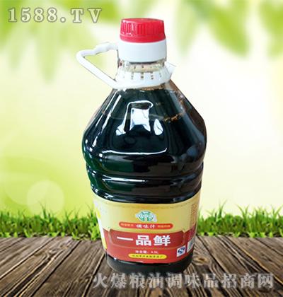 一品鲜调味汁4.5L-辽北