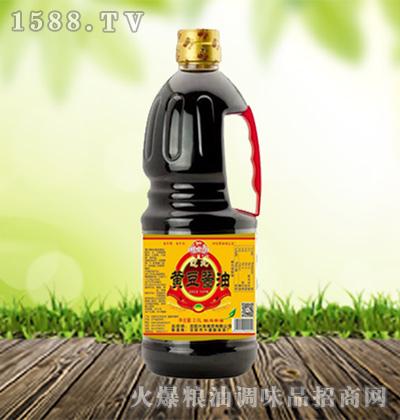 黄豆酱油壶装-辽北