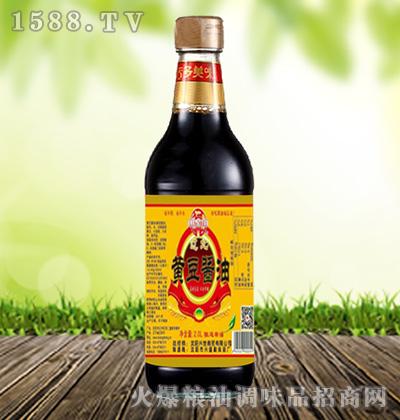 黄豆酱油瓶装2L-辽北