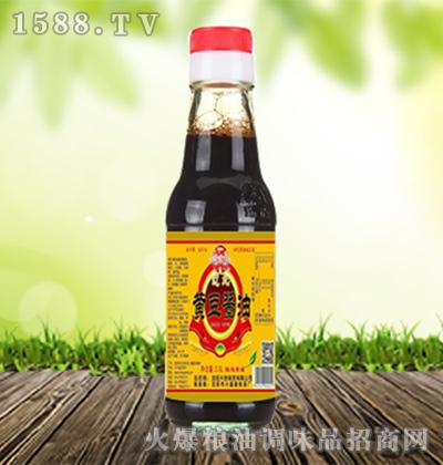 黄豆酱油-辽北