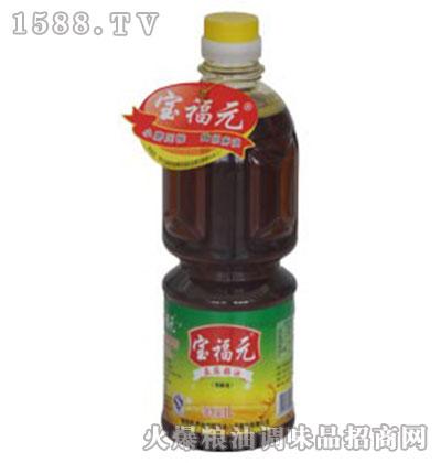 小磨压榨1L-宝福元