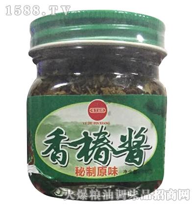 香椿酱205克-豫久品香