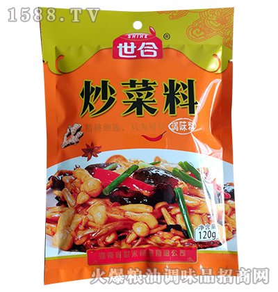 世合炒菜料120g
