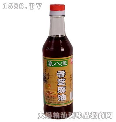 香芝麻油380ml-襄八宝
