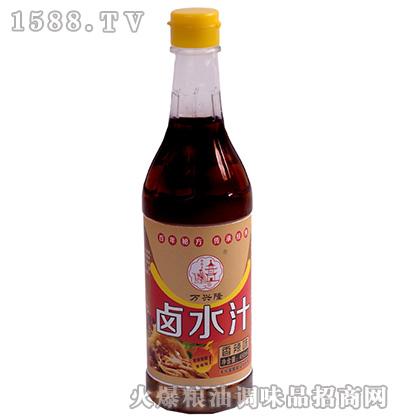 卤水汁(香辣味)450ml-万兴隆